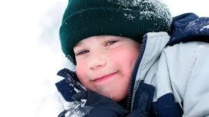Уход за детской кожей зимой