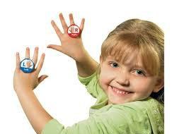Учим малыша понятию «право-лево»