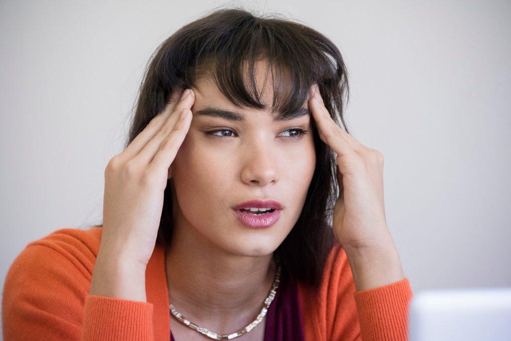 Как избавиться от мигрени до беременности?