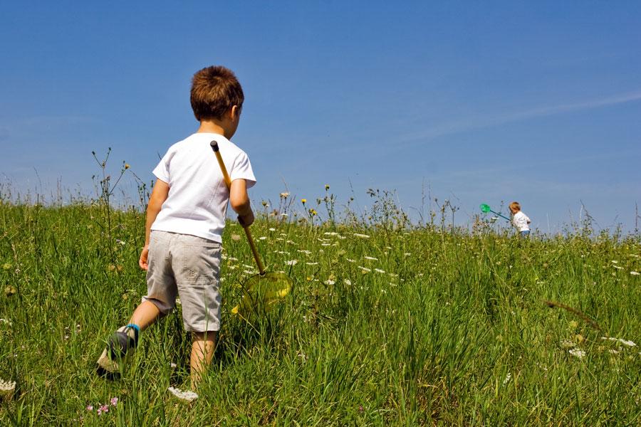 Что в карманах у ребенка? Камешки и гвозди — для психологического здоровья