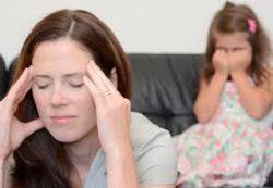 Эмоциональное выгорание родителей
