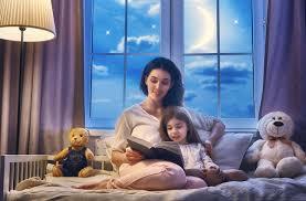 Чем занять ребенка перед сном?