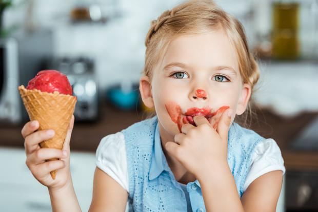 Полезные сладости: мармелад, мороженое и конфеты