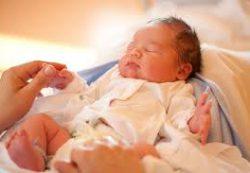 Первый день дома после родов
