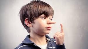 Почему ваш ребенок лжет