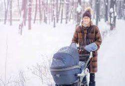 Когда можно выходить на улицу с ребенком зимой