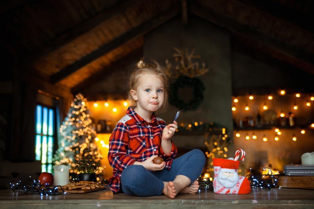 Что делать со сладкими подарками? Сахар в жизни ребенка