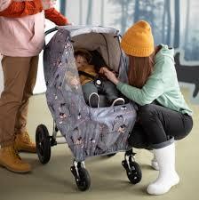 Аксессуары для коляски: все для комфорта