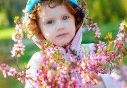 Как защитить ребенка от болезни ранней весной?