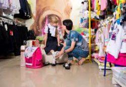 Дети и магазин