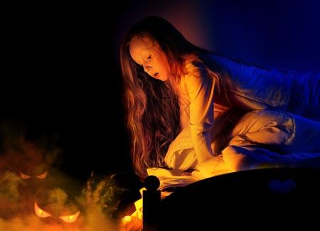 Ночные кошмары у детей. Это опасно?
