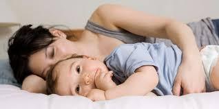 Совместный сон на третьем году жизни ребенка