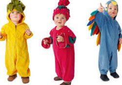 Как выбрать маскарадный костюм для ребенка?