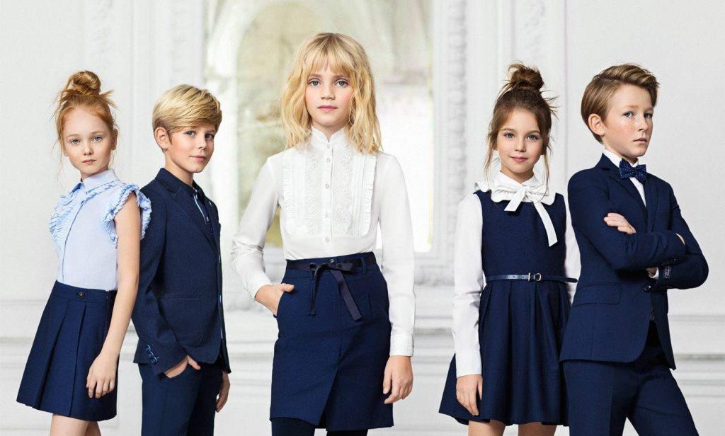 Модные тенденции в школьной форме