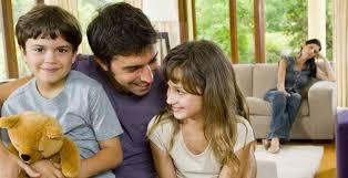 Общение с детьми мужа от первого брака