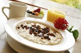Правильный завтрак школьника