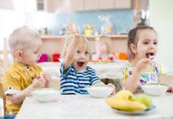 Каким должно быть питание гиперактивного ребенка