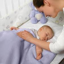 Как правильно укладывать спать малыша