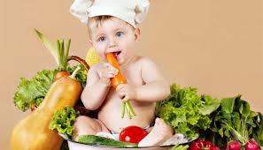 Как приучить ребенка есть овощи и фрукты: научный способ