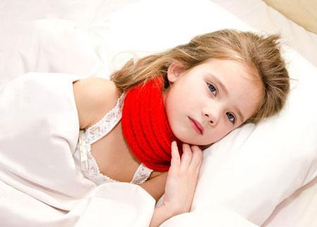 Как лечить ангину у ребенка комплексно: 5 важных моментов!