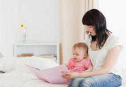 Что и как читать ребенку от 0 до 5