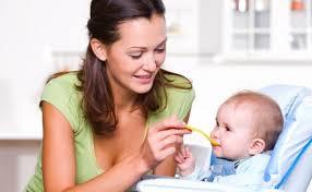 Составляем меню для малыша после года