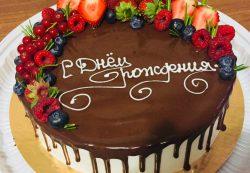 Торт может быть не только вкусным