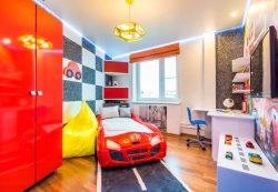 Дизайн комнаты для ребенка дошкольника