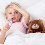 Как справиться с лихорадкой у детей?