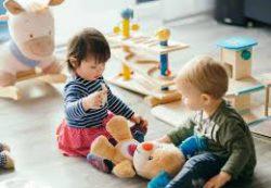 Игрушки в жизни малыша