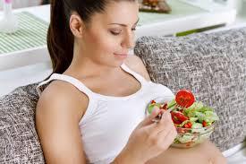 Какие продукты полезны для беременных?