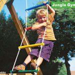 Уличные спортивные детские комплексы