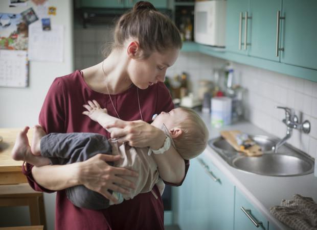 Полный пролапс: как справиться с опущением органов после родов