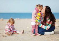 Из отпуска с ребенком: все только начинается