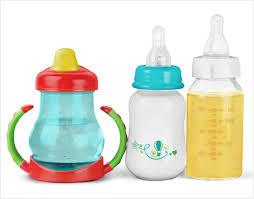 Бутылочка: выбор и использование