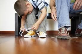 Как научить ребенка самостоятельности