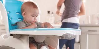 Как выбирать стульчик для кормления
