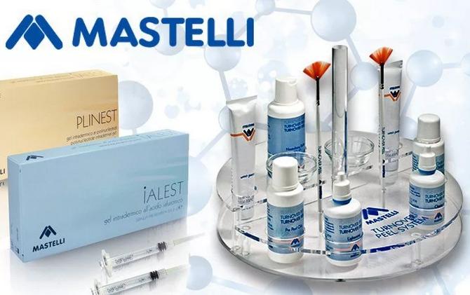 Продукция для эстетической медицины Mastelli
