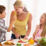 Разумное питание для юного гения