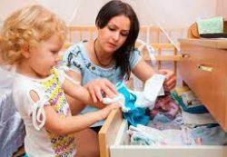 Как приучить ребенка к порядку с помощью стихов