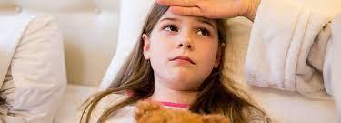 «Поможет ли душ облегчить дыхание ребенку при высокой температуре?»