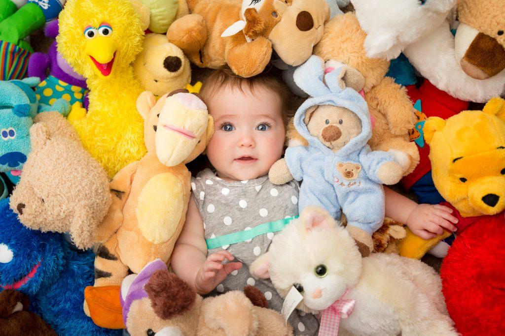 Подумайте о безопасности ребенка при покупке игрушки!