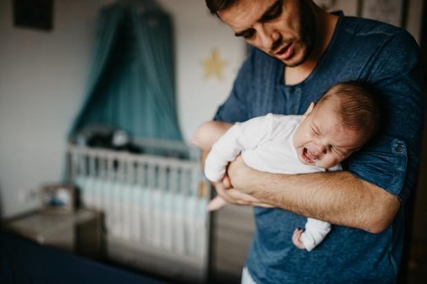 Как облегчить младенческие колики за 3 простых шага