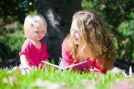 Как читать с маленьким ребенком