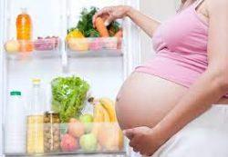 Беременность: питаемся правильно