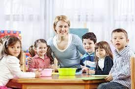 Домашний детский садик. Из опыта работы