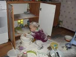 Дети любят пошалить…