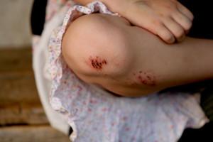 Травмы в детском возрасте
