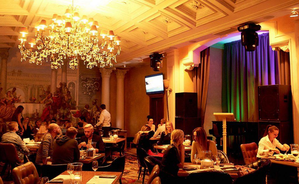 Как выбрать ресторан в Киеве