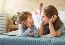 Общаться с ребенком — как?
